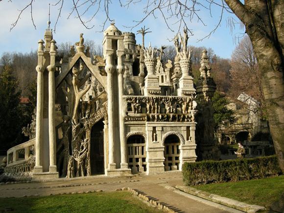 Ferdinand Cheval Palace a.k.a Ideal Palace (France