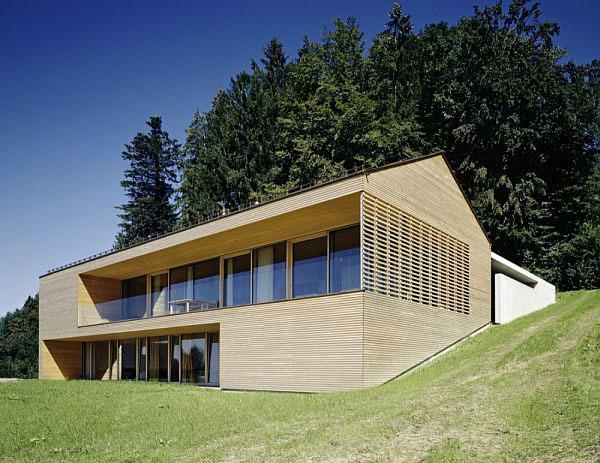 Enostavna in moderna arhitektura monta ne hi e monta na for Suche innenarchitekt