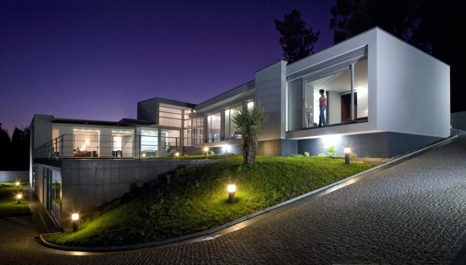 Luksuzna vila na portugalskem to očarljivo vilo po imenu aveleda