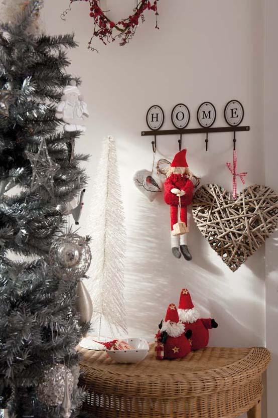 Božič, Novo leto in dekoracija - Kako se lotiti prikupne božične in novoletne...