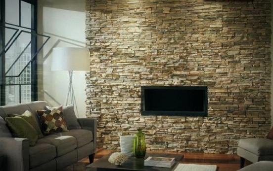 Dekorativni Kamen Oblecite Notranjost In Zunanjost