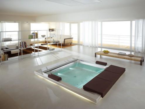 Bad Design What To Do : Kopalne kadi - Moderne kopalnice, nove ideje ter linije modernih in ...