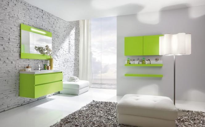 Moderne in sodobne kopalnice predstavljamo vam 50 for Badezimmergestaltung modern