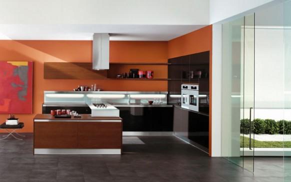 Kuhinja Oran Ne Barve Oran Na Barva Kuhinje Katera Iz Areva Zabavo Vro Ino In Energijo