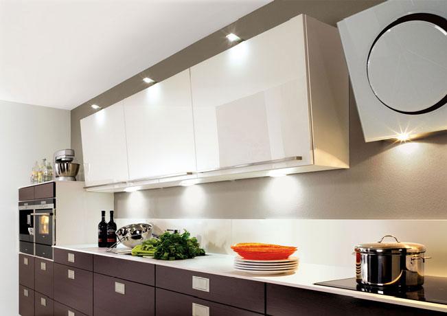 Visoko Sijajne Kuhinje In Kuhinjski Elementi