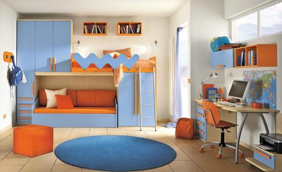 Ljubke ter o?arljive otroške sobe Predstavljamo vam kar