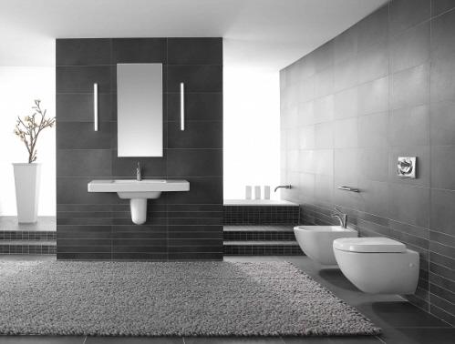 Obnova in prenova kopalnice 38 idej za obnovo prenovo in popestritev kopal - Villeroy et boch salle de bains ...