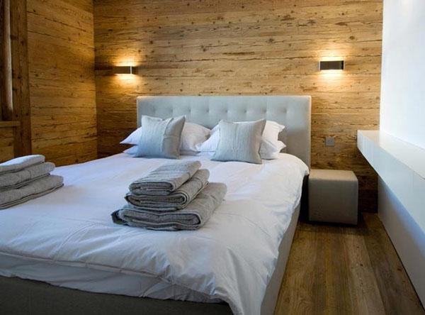 Stenske obloge iz lesa 30 inspiracij lesenih stenskih for Designhotel kamen