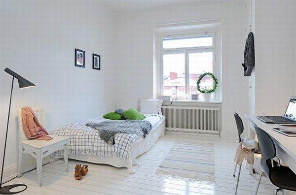 Skandinavski ali vedski stili spalnic predstavljamo vam for Kar design apartments