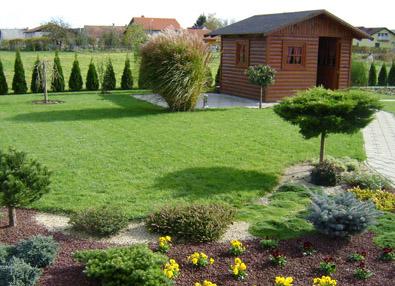 Vrtne hiše - Raj je imeti, na svojem zemljišču vrtno hišo!.